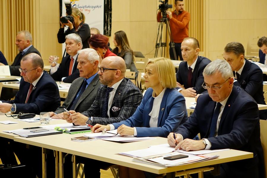 Radni Sejmiku obradowali