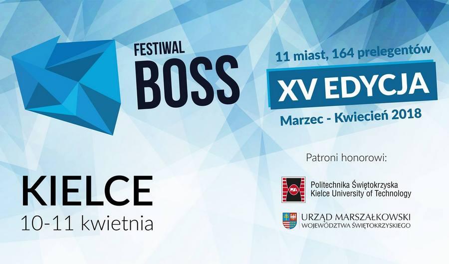 Festiwal Boss w Kielcach!