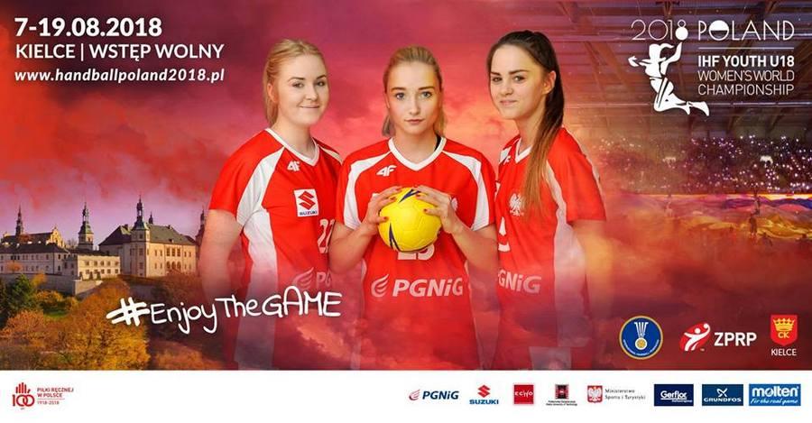 Ruszają Młodzieżowe Mistrzostwa Świata kobiet w piłce ręcznej