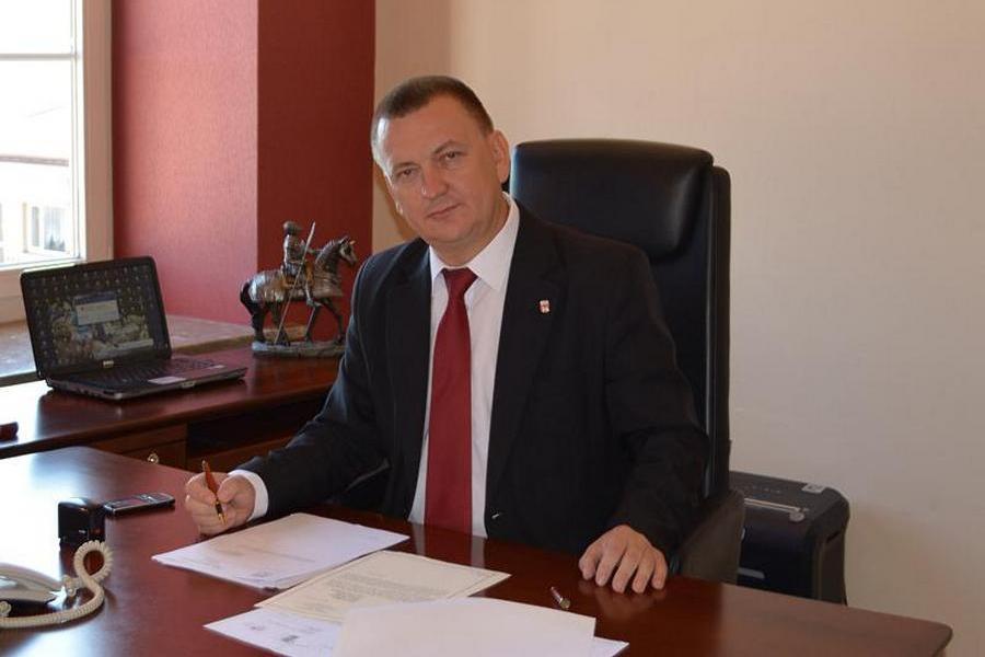 Burmistrz Jaworski zaprzysiężony