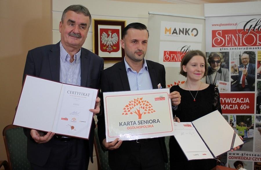 W Kielcach można korzystać z Karty Seniora