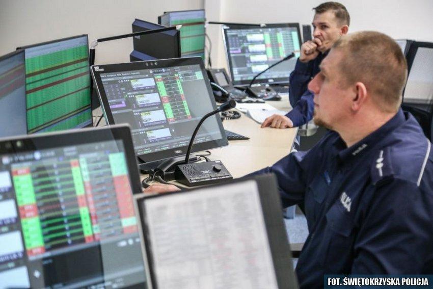 Komenda Miejska Policji wróciła na Wesołą