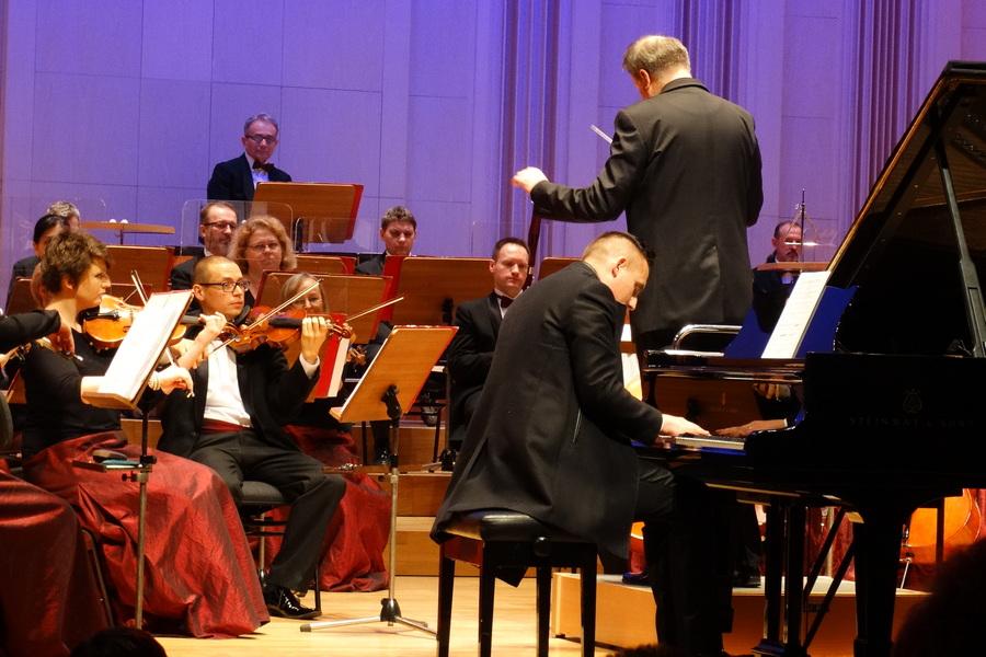 Koncert Maksyma Rzemińskiego w Filharmonii Świętokrzyskiej