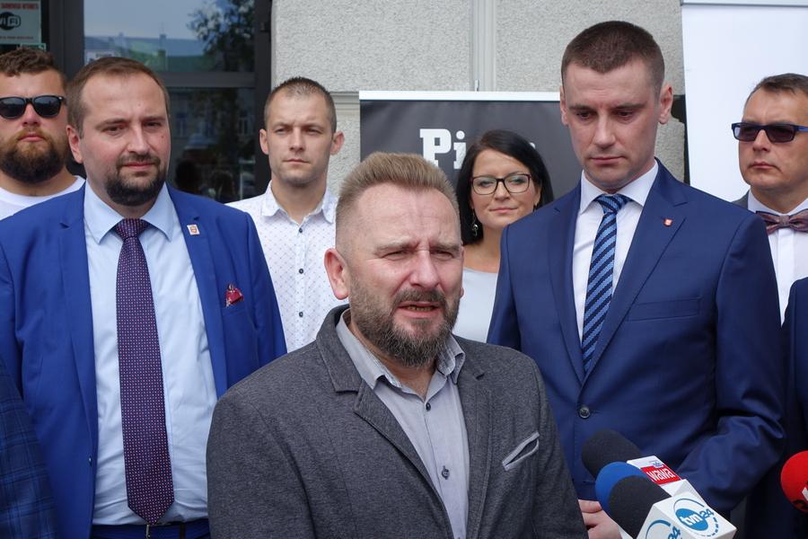 Liroy wybiera się do europarlamentu. Kielczanin o głosy powalczy w Wielkopolsce