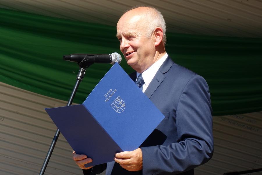 Burmistrz Morawicy wybrany Człowiekiem Roku