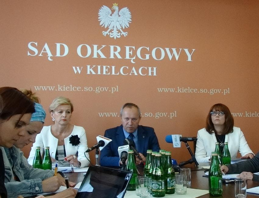 Prezes Sądu Okręgowego w Kielcach stracił stanowisko