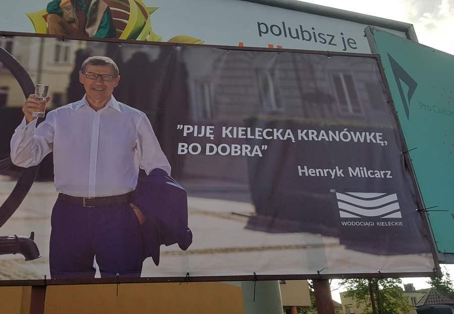 Prezes Wodociągów Kieleckich prowadzi kampanie wyborczą za publiczne pieniądze? (WIDEO)