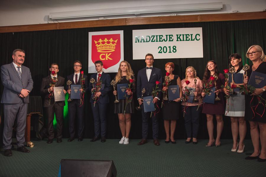 Miasto przedstawiło Nadzieje Kielc 2018