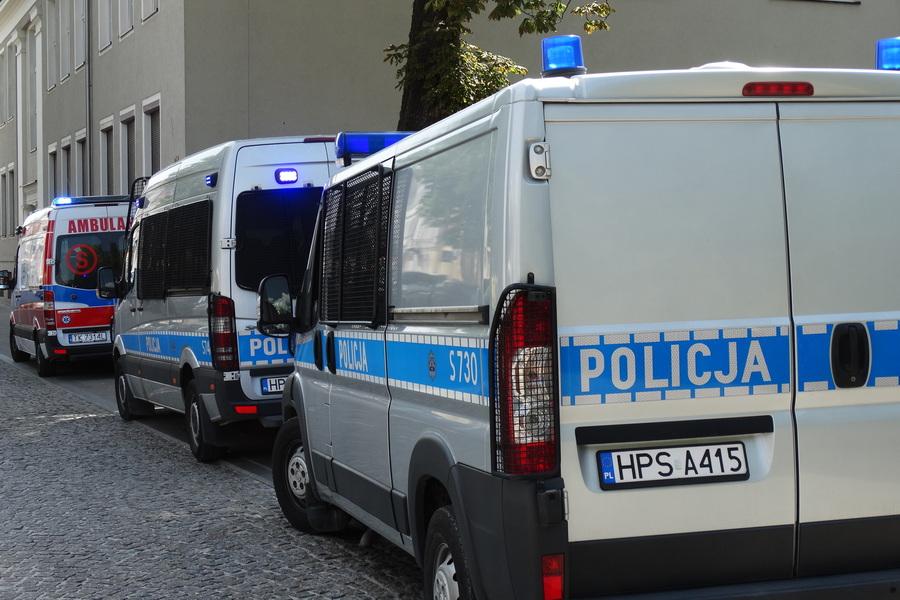 Policjanci zatrzymali byłego notariusza poszukiwanego listem gończym