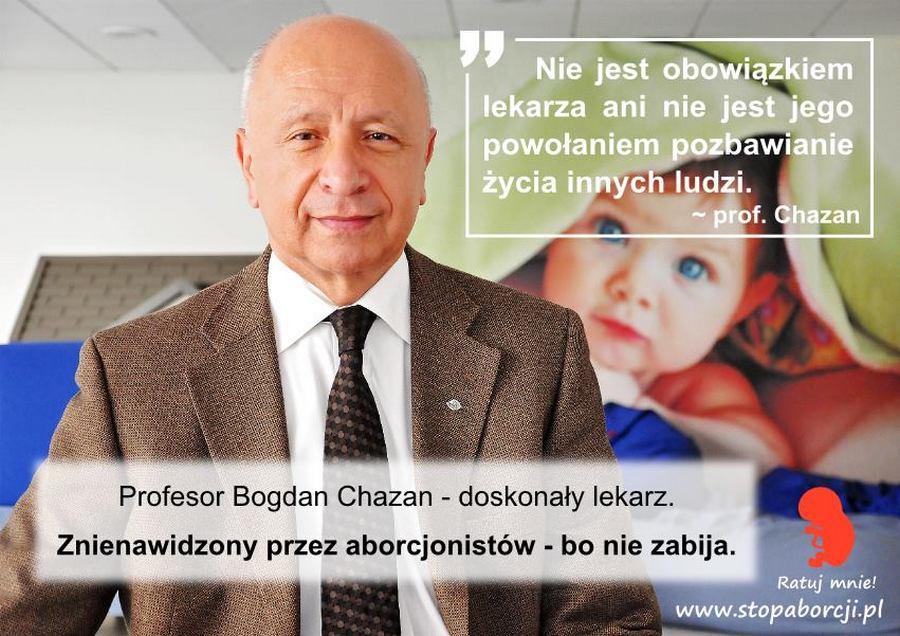 Awantura o profesora Chazana. Spotkają się jego zwolennicy i przeciwnicy