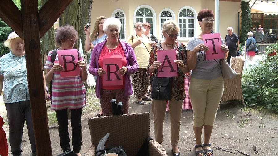 Ponad pół tysiąca seniorów spotkało się w Kielcach podczas imprezy integracyjnej