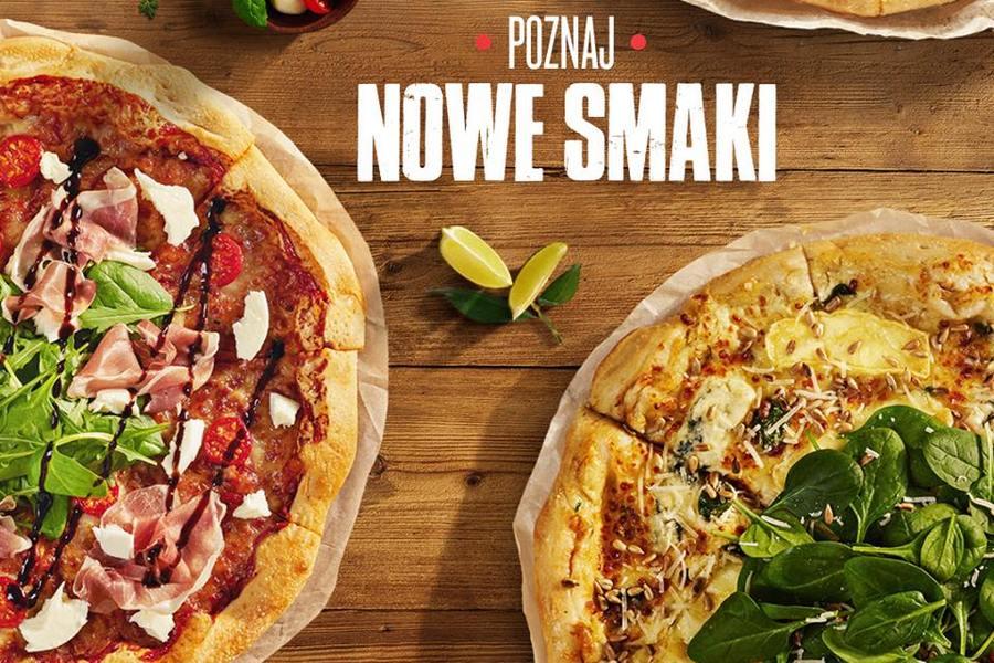 Darmowa pizza dla 500 osób. Dzień otwarty w Pizza Hut