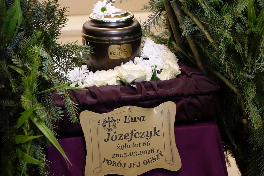 Ostatnia droga Ewy Józefczyk (WIDEO)