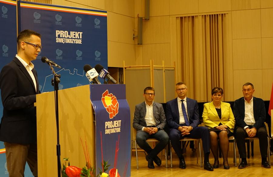 Projekt Świętokrzyskie samodzielnie do wyborów. Nie będzie koalicji z PO i Nowoczesną
