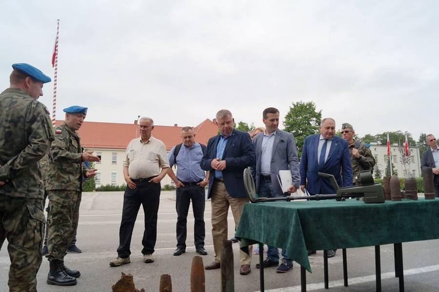 Sejmowa i Senacka Komisja Obrony Narodowej w Kielcach