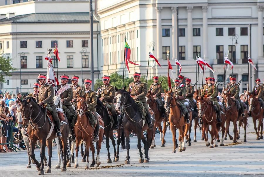 Ułani zapraszają na setną rocznicę  powstania pułku