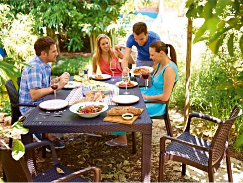 Jakie są cechy dobrze dobranego stołu ogrodowego?