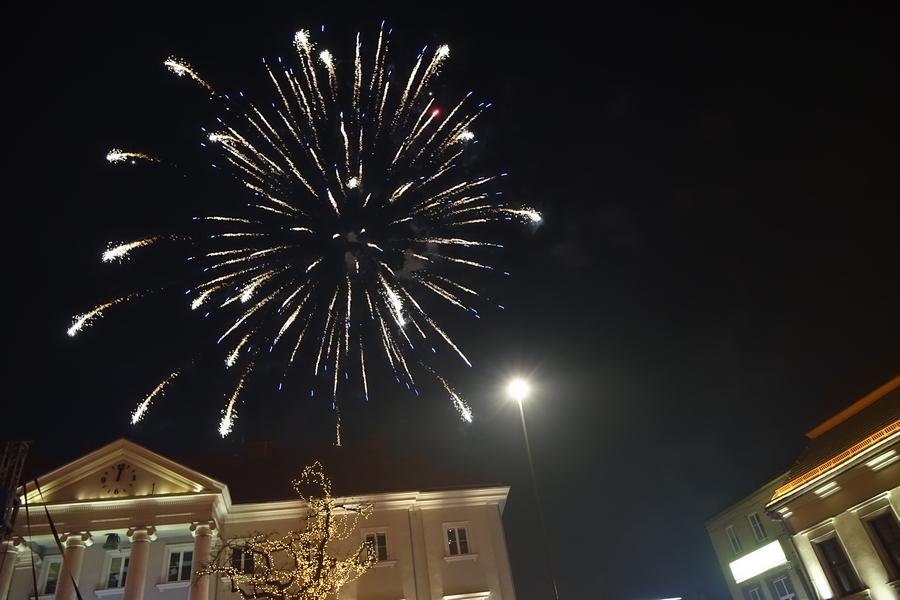 Wspólnie powitamy Nowy Rok!