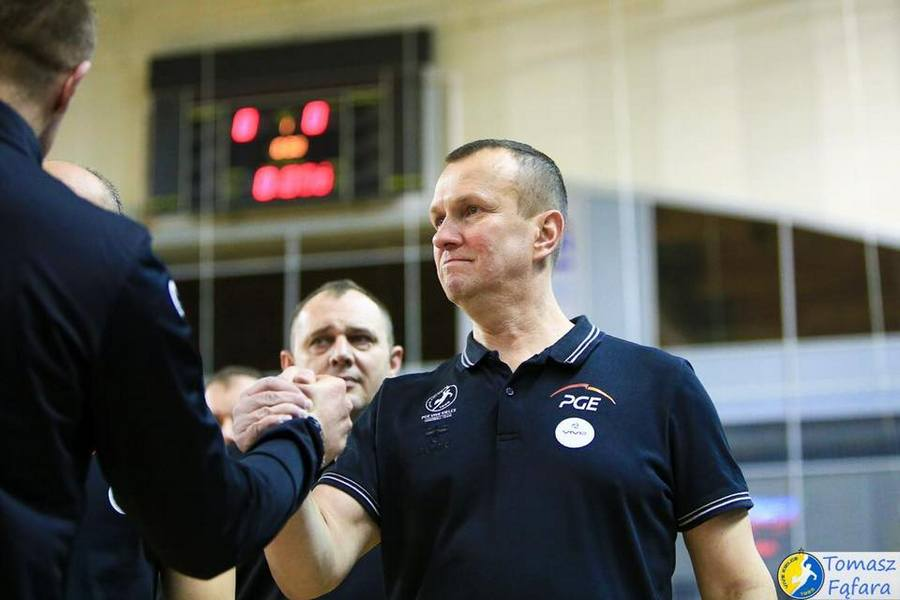 Tomasz Strząbała pierwszym trenerem MMTS Kwidzyn
