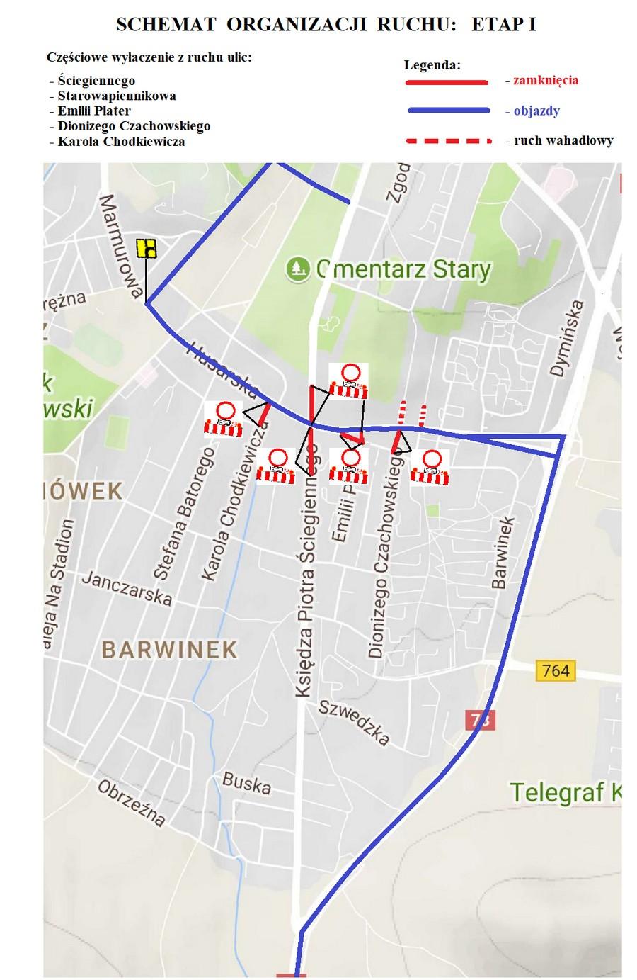 Po świętach rusza zaplanowany remont ważnej ulicy