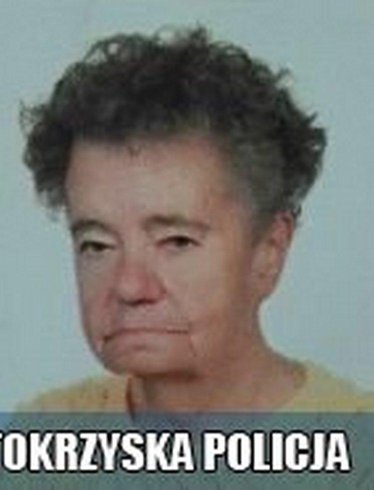 Zaginęła 79-letnia kielczanka