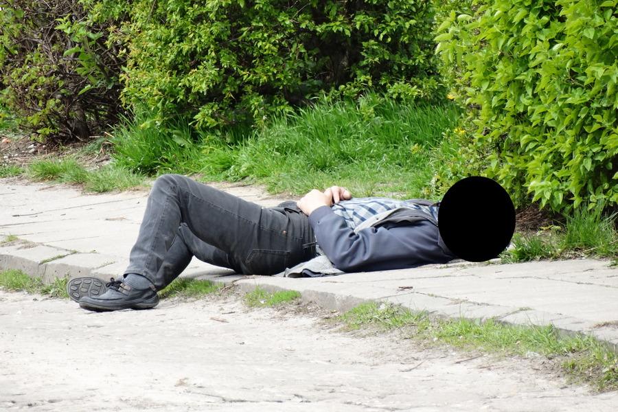 Zmarł kielczanin znaleziony na pętli autobusowej