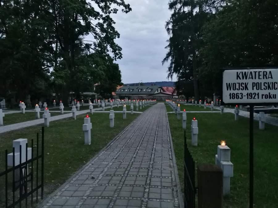 Kieleccy patrioci uczcili poległych żołnierzy