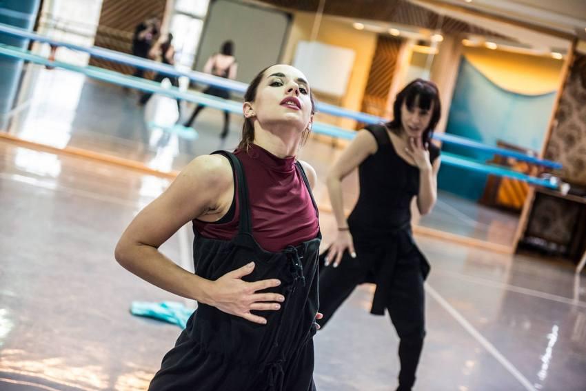 """Premiera """"Zza Moich Oczu"""" w Kieleckim Teatrze Tańca"""
