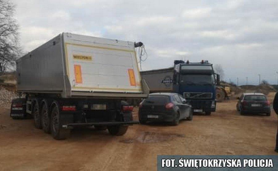 Policjanci zabezpieczyli 55 ton niebezpiecznych odpadów