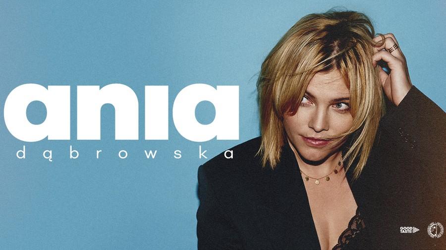 Ania Dąbrowska wystąpi w Kielcach