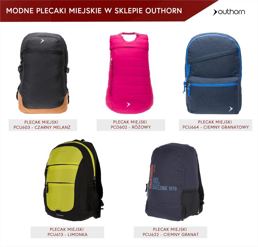 Back to school – wybierz najlepszy plecak miejski dla siebie