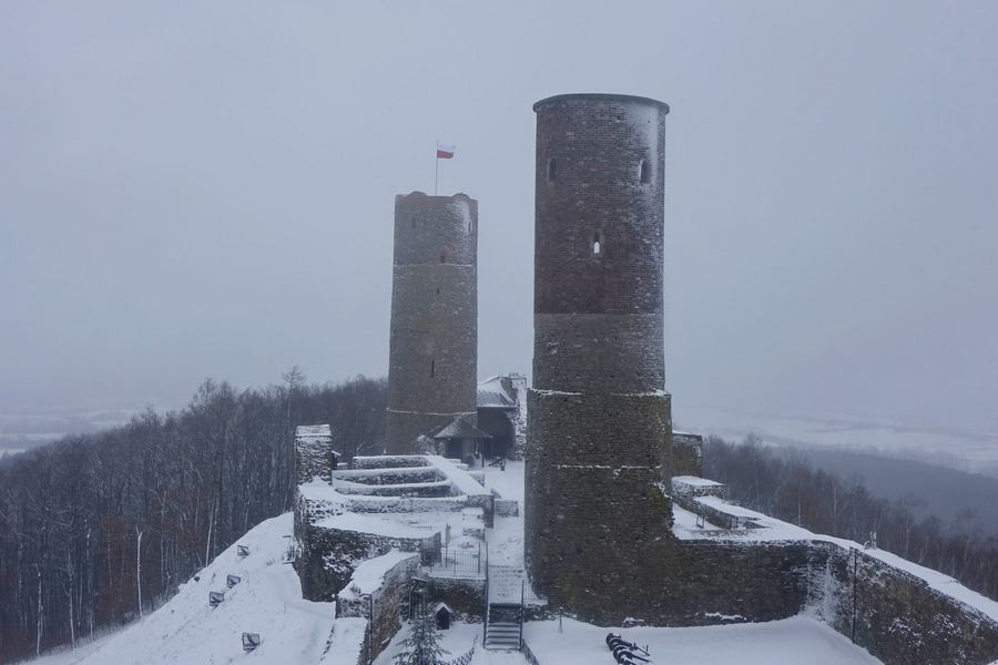 Zamek Królewski w Chęcinach otwiera swoje bramy dla turystów