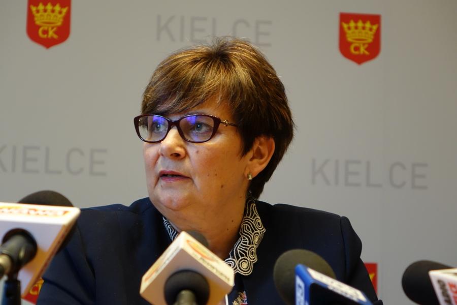 Danuta Papaj zrezygnowała z funkcji wiceprezydenta Kielc