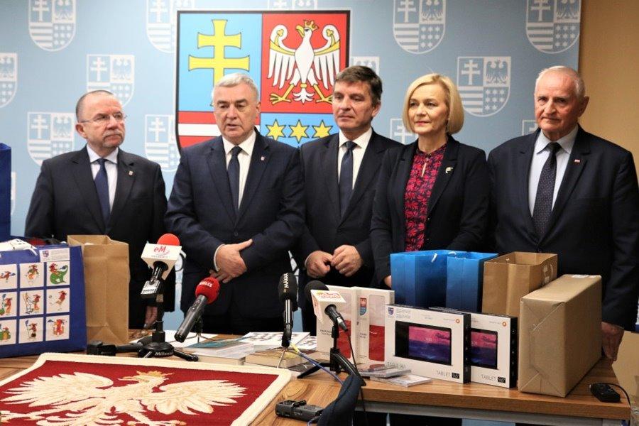 Świętokrzyskie dary dla dzieci na Ukrainie