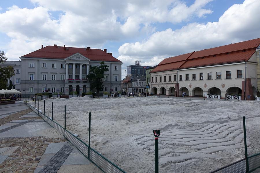 W Kielcach odbędzie się Festiwal Sportów Plażowych