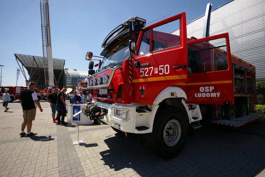 Strażackie targi w Kielcach. Wszyscy na IFRE-EXPO!