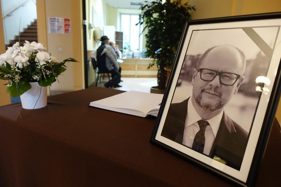Kielecka delegacja na pogrzeb prezydenta Gdańska
