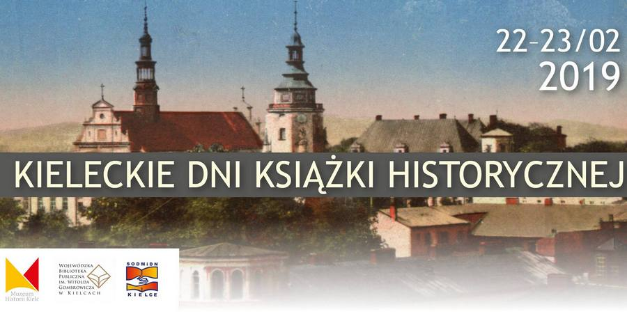 Opisali historię Kielc. Będą spotkania wokół przeszłości miasta
