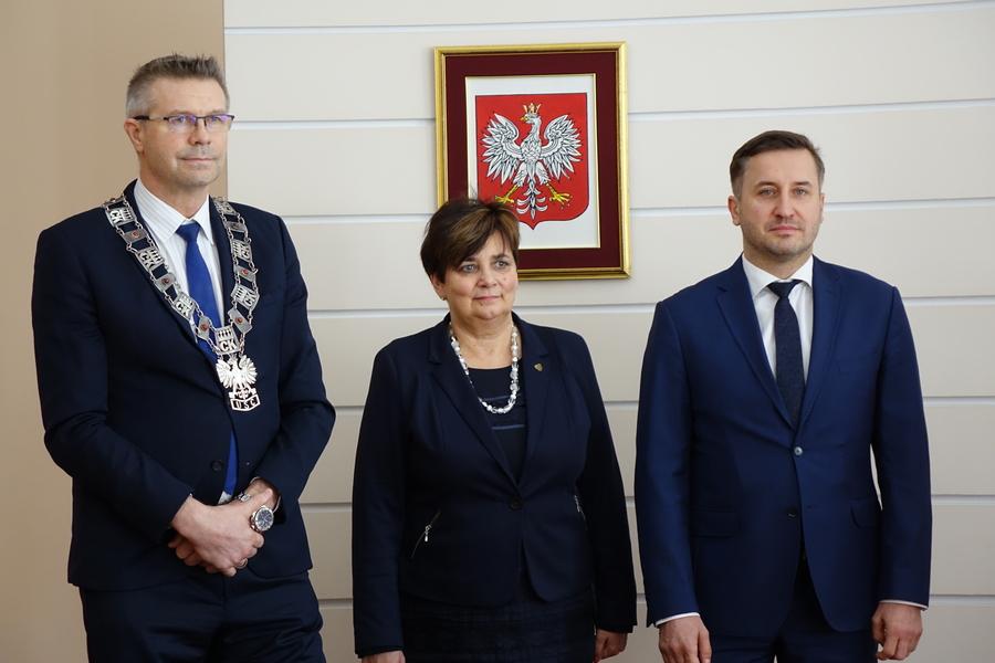 Prezydent Wenta kontra przewodniczący Suchański. Konflikt w ratuszu nabiera tempa