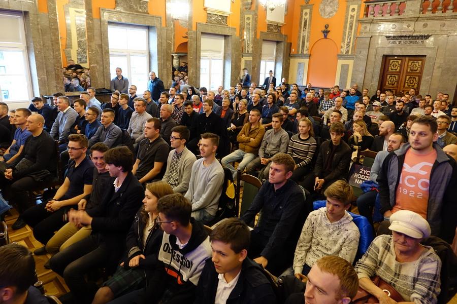 Mocne słowa na konwencji wyborczej Konfederacji w Kielcach