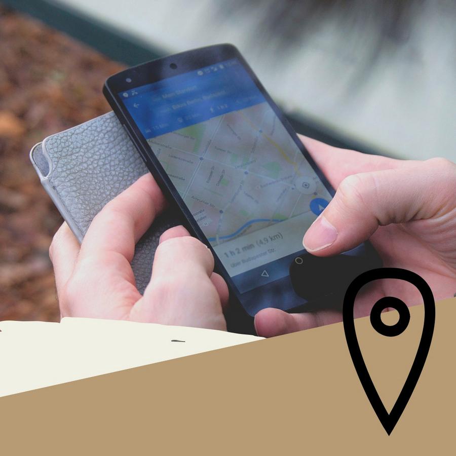Lokalizacja telefonu, czyli gdzie jest mój telefon?
