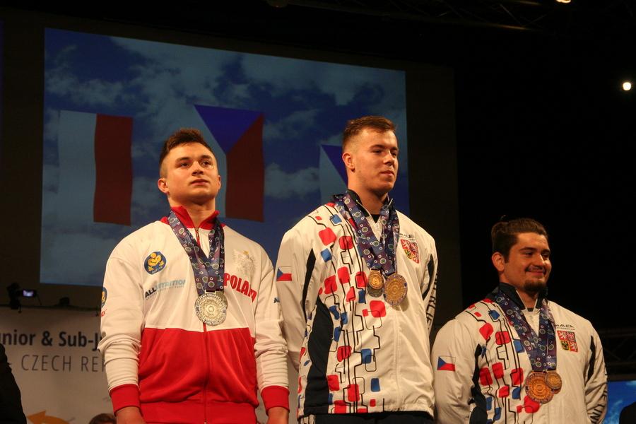 KS Tęcza-Społem ma Wicemistrza juniorów do lat 18 w trójboju siłowym