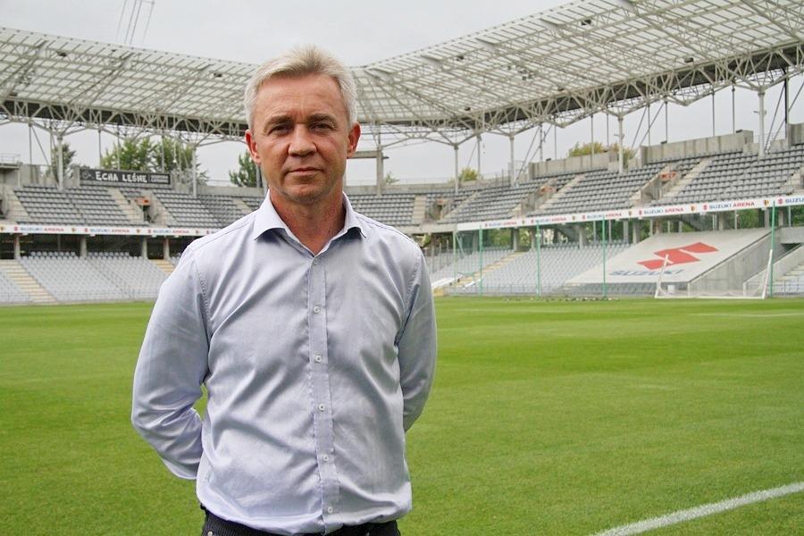 Mirosław Smyła nowym trenerem Korony Kielce