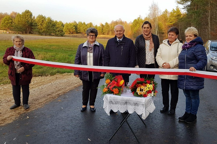 Morawica remontuje drogi. Mieszkańcy cieszą się z inwestycji