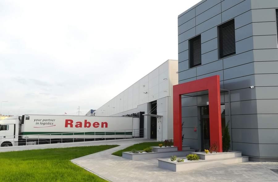 Nowy oddział Raben w Kielcach. Firma przeniosła się ze Starachowic