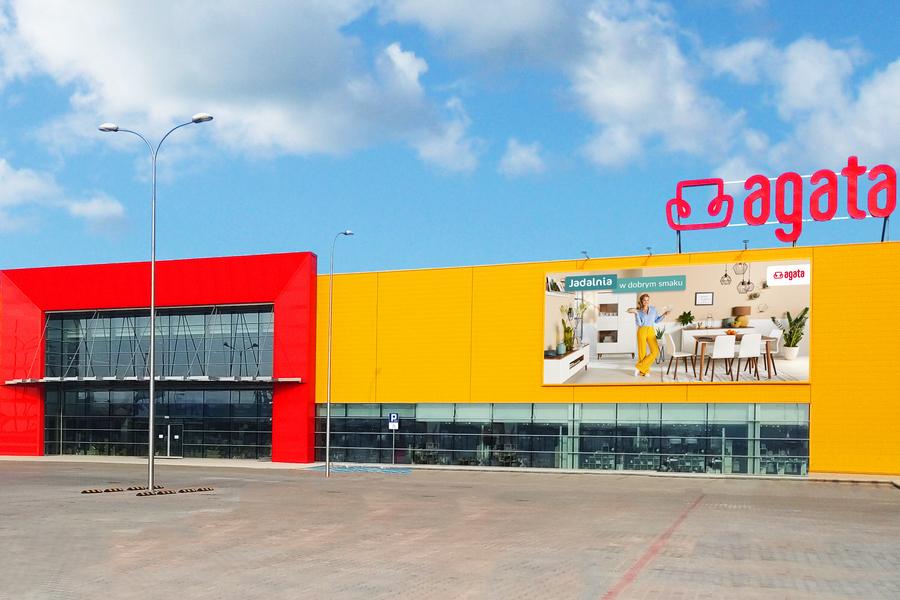 Nowy salon Agata w Kielcach.  Zakupy zrobimy już w najbliższy weekend