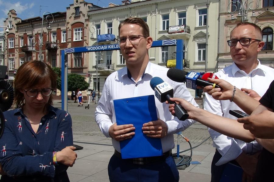Świętokrzyska Platforma przedstawiła sztab wyborczy
