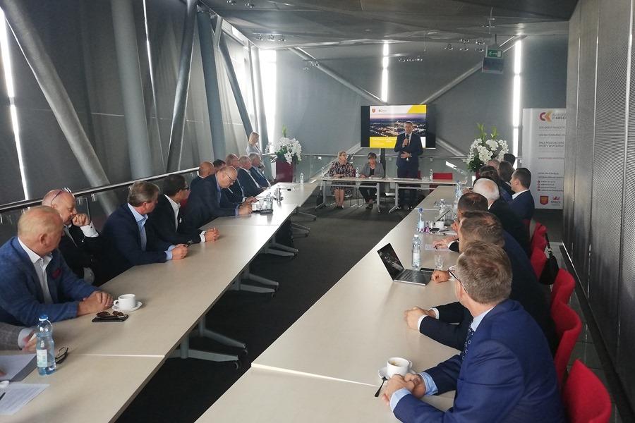Nowe pomysły na rozwój Kielc. Rada Biznesu i koordynator ds. centrum