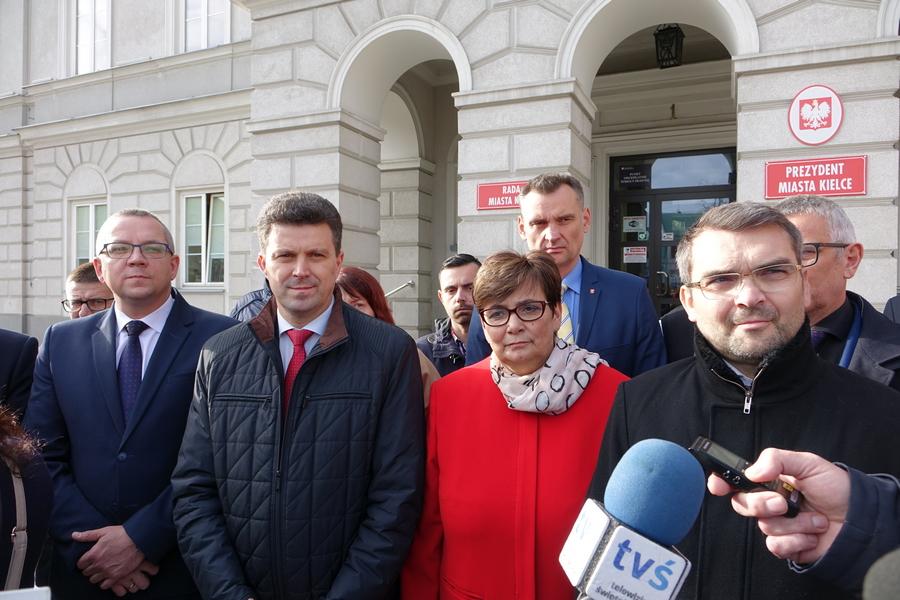 Upamiętnią Bronisława Opałkę. W Kielcach ma powstać ławeczka