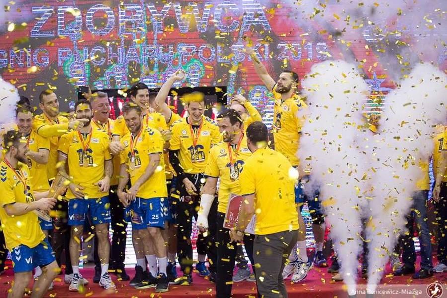 PGE VIVE Kielce triumfuje! Nasi szczypiorniści zdobyli kolejny Puchar Polski!